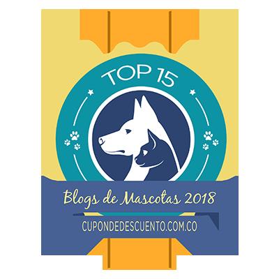 Banners para Top 15 Blogs de Mascotas 2018