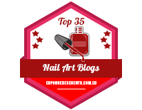 Banners for Top 35 Nail Art Blogs