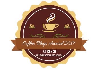 Banners for Coffee Blogs Award 2018