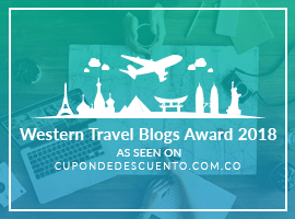 Banners for Western Travel Blogs Award 2018