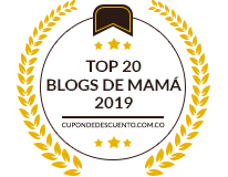 Banners for Top 20 blogs de mamá 2019
