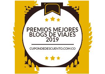 Premios Mejores Blogs de Viajes 2019