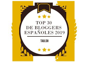 Banners for Top 30 de Bloggers Españoles 2019