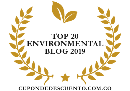 Banners for Top 20 Environmental Blog 2019