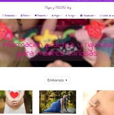 Los Mejores Blogs de Mamá 2019 mujerymadrehoy.com