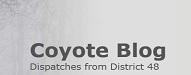 Top 20 Environmental Blog 2019 coyoteblog.com