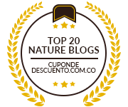 Banners for Top 20 Nature Blogs